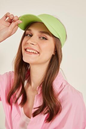 Y-London 13363 Uv Koruyuculu Yeşil Tenisçi Şapkası