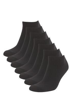 DeFacto 7'li Patik Çorap