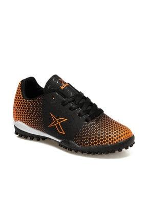Kinetix Baros Turf Halı Saha Ayakkabısı Siyah/turuncu Unisex - 100782144