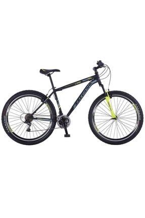 "Salcano Lion V 27.5 Jant 18"" Dağ Bisiklet Parlak Gri-kırmızı-siyah"