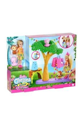 Barbie Gtm84 Chelsea Oyun Seti / Ve Chelsea Parti Eğlencesi