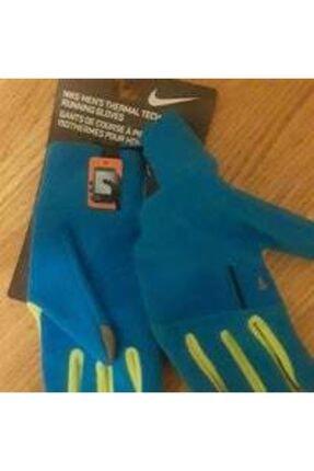 Nike Lıghtweıght Tech Runnıng Gloves Blue