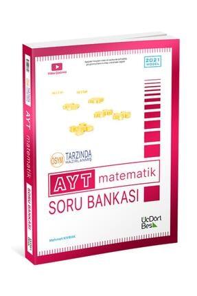 Üç Dört Beş Yayıncılık 345 Yayınları Ayt Matematik Soru Bankası 2021