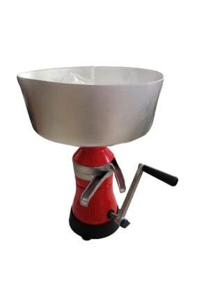 BARTECH Kollu Süt Krema Makinası Seperatörü Manuel Tereyap Yapma