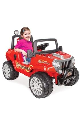 PİLSAN Ranger Kırmızı 12 Volt Uzaktan Kumandalı Araba