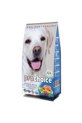 ProChoice Sensitive Skin Balık ve Pirinçli Hassas Derili Yetişkin Köpek Maması 12 kg