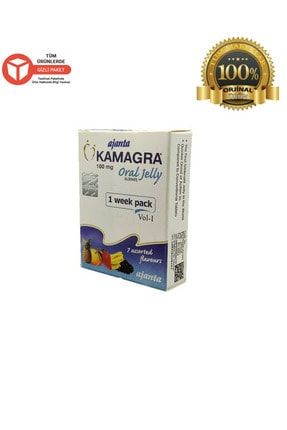Ülker Kamagra Jel 7'li (1-kt) Sertleştirici Geciktiriçi Êpîmêdyûms Cialisthst Viagramhis