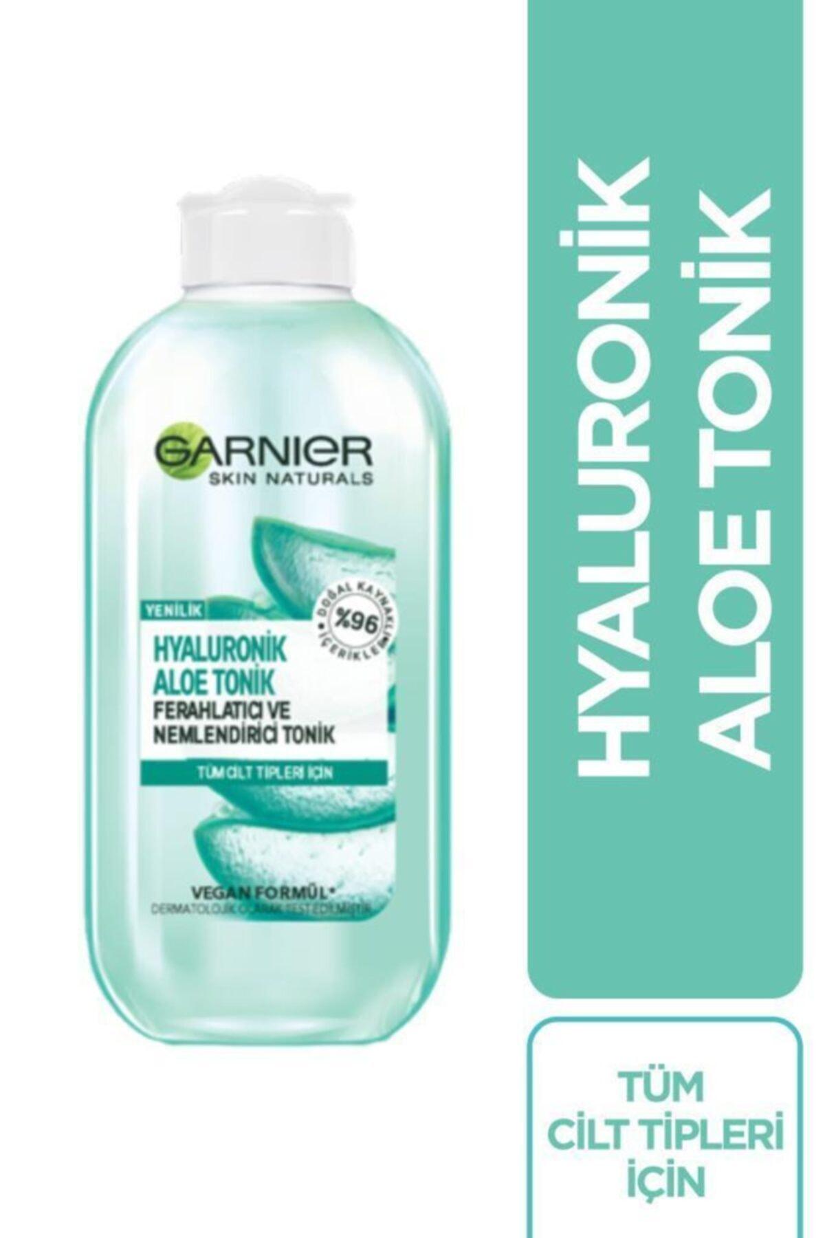 Garnier Hyaluronik Aloe Tonik Ferahlatıcı Ve Nemlendirici Tonik 3600542367813 1