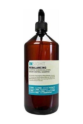 Insight Yağlı Saçlar Için Şampuan 900 ml