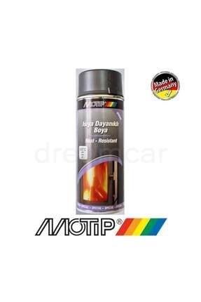 Motip Gri 600°C Isıya Dayanıklı Boya 400ml Made in Germany 420146