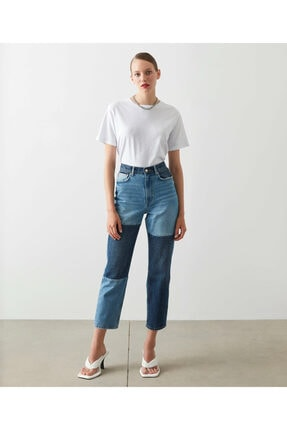 İpekyol Straight Fit Jean Pantolon