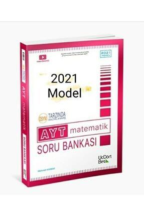 Üç Dört Beş Yayıncılık 345 Ayt Matematik Soru Bankası 2021 Model
