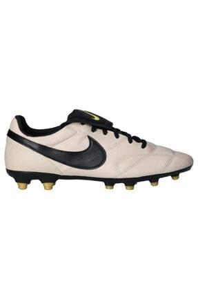 Nike 917803-190 Erkek Krem The Premier Iı Fg Unisex Futbol Ayakkabı