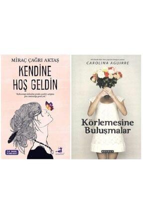 Olimpos Yayınları Kendine Hoş Geldin + Körlemesine Buluşmalar