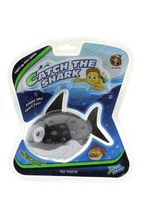 MEGA Işıklı Su Oyuncağı Siyah Dalgıç Balık