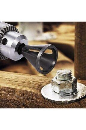 HKA Toys Buffer Çapak Alma Harici Çapak Alıcı Paslanmaz Çelik Çapak Kaldırma Cıvata Çapak Alma Matkap Ucu