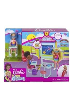 Barbie Ghv80 Chelsea Okulda Oyun Seti