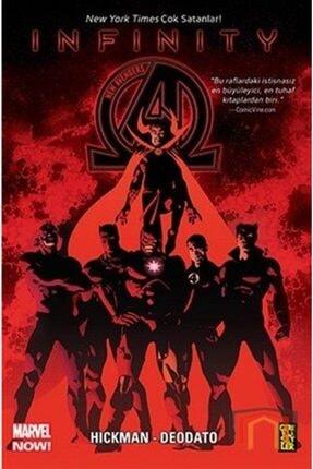 Gerekli Şeyler New Avengers Marvel Now! 2. Cilt - Infinity