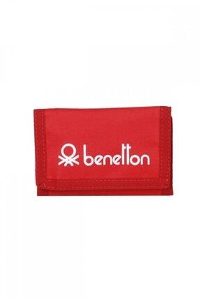 Benetton Unisex Spor Cüzdan - Kırmızı