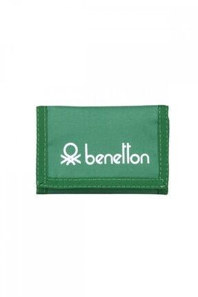 Benetton Unisex Spor Cüzdan - Yeşil