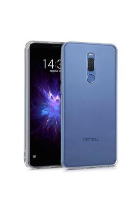 Meizu Rozax Note 8 Kılıf Yumuşak Soft Şeffaf Silikon