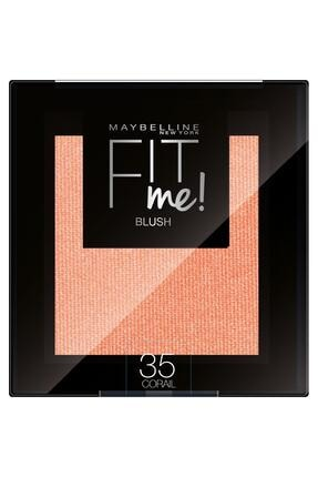 Maybelline New York Allık - Fit Me Blush 35 Corail 3600531537531
