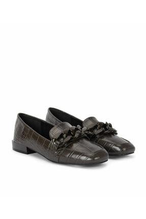 İpekyol Krokodil Desen Ayakkabı