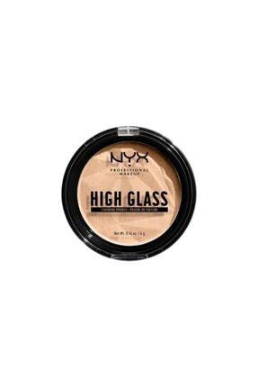 NYX Professional Makeup Pudra - High Glass Finishing Powder 1 Light 800897197353