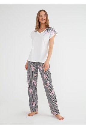 SUWEN Martina Pijama Takımı