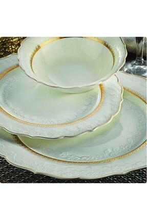 Aryıldız Kleopatra 84 Parça Royal Queen Ingiliz Porseleni Yemek Takımı