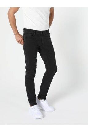 Colin's ERKEK 041 Danny Slim Fit Düşük Bel Dar Paça Erkek Jean Pantolon CL1056820