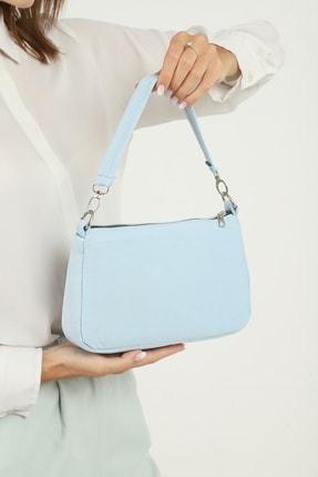 SHAKA U16 Mavi Baget El Ve Omuz Çantası U:23 cm E:15 cm G:7cm
