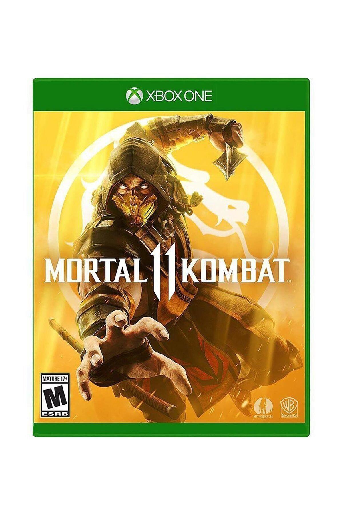 Warner Bros Mortal Kombat 11 Xbox One Oyun 1