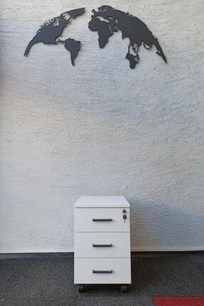 Allegro Ofis Beyaz Keson