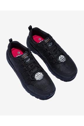 SKECHERS Erkek Siyah Fannter  Ayakkabı 200000 Blk