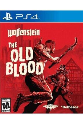 BETHESDA Ps4 Wolfenstein The Old Blood Orjinal Oyun  Sıfır Jelatin