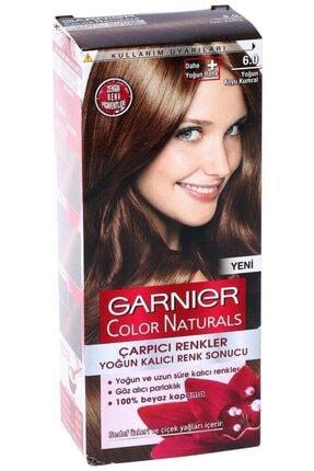 Garnier Koyu Kumral Krem Saç Boyası
