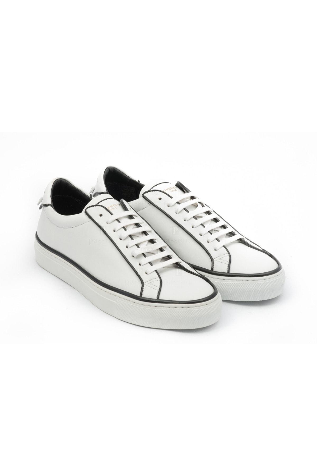 Givenchy Erkek Beyaz Sneakers 1