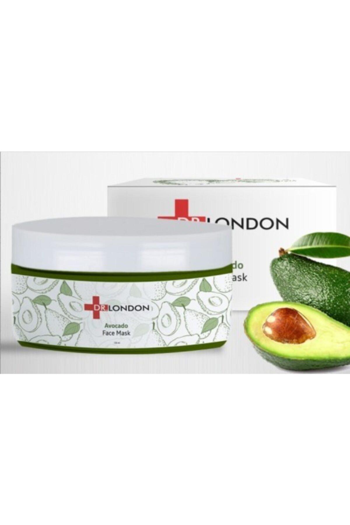 DrLondon Dr.London Avokado Maskesi 3 Kutu 1