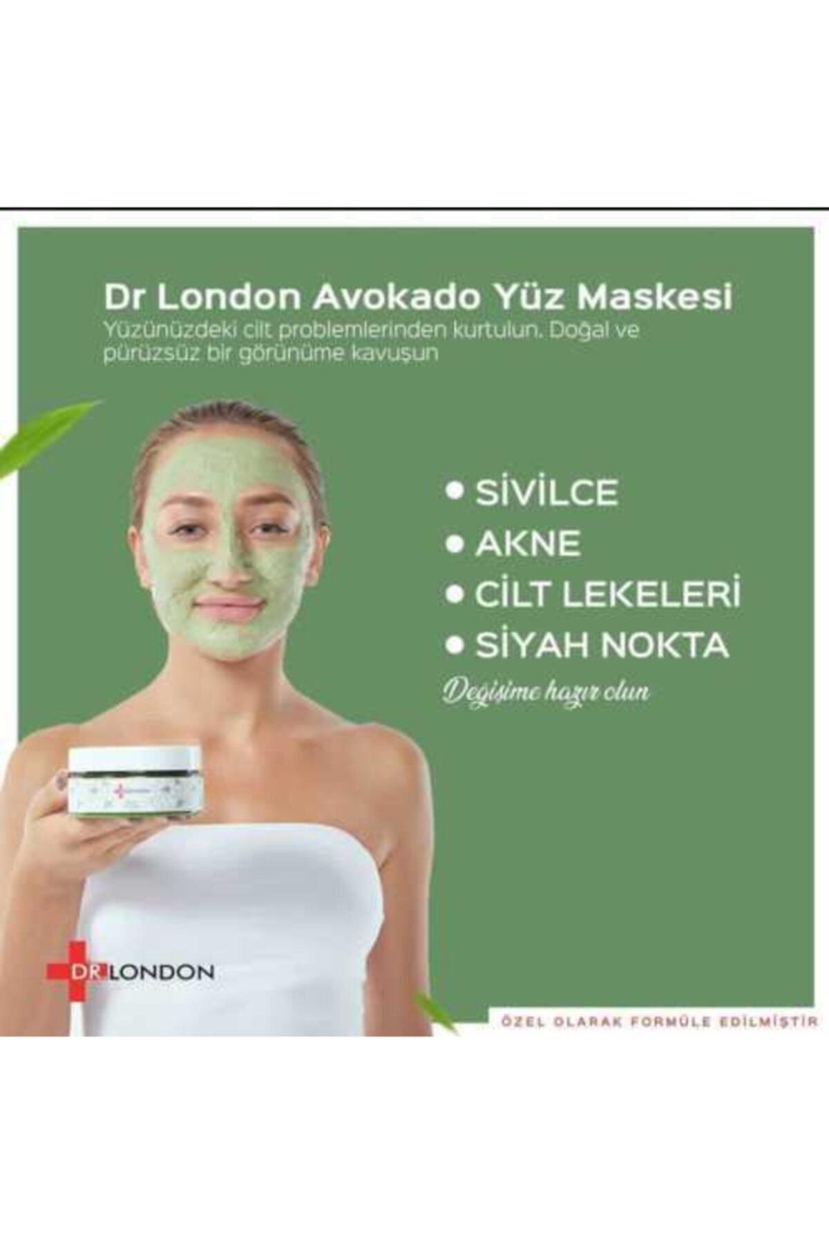 DrLondon Dr.London Avokado Maskesi 3 Kutu 2