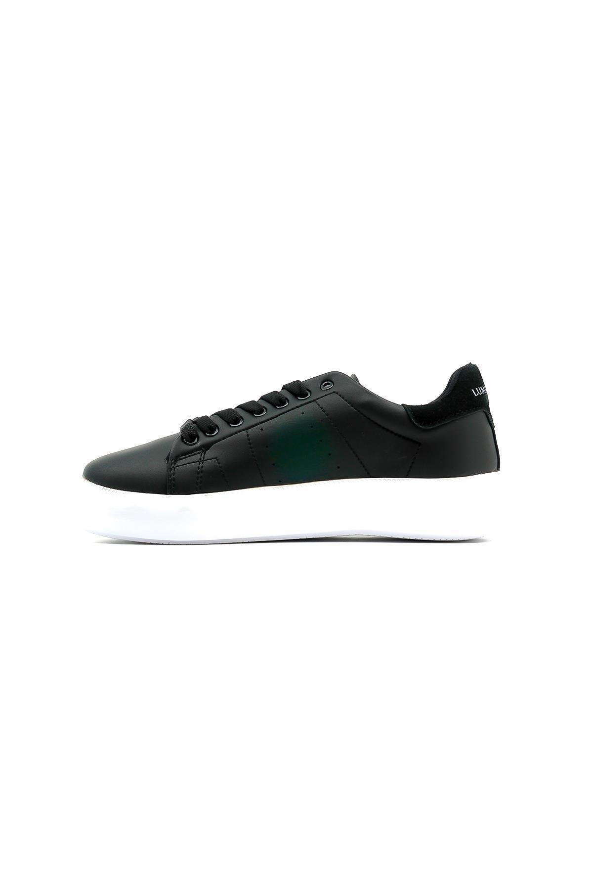 lumberjack Kadın Siyah Spor Ayakkabı 20y Sophıan Pu Z 2