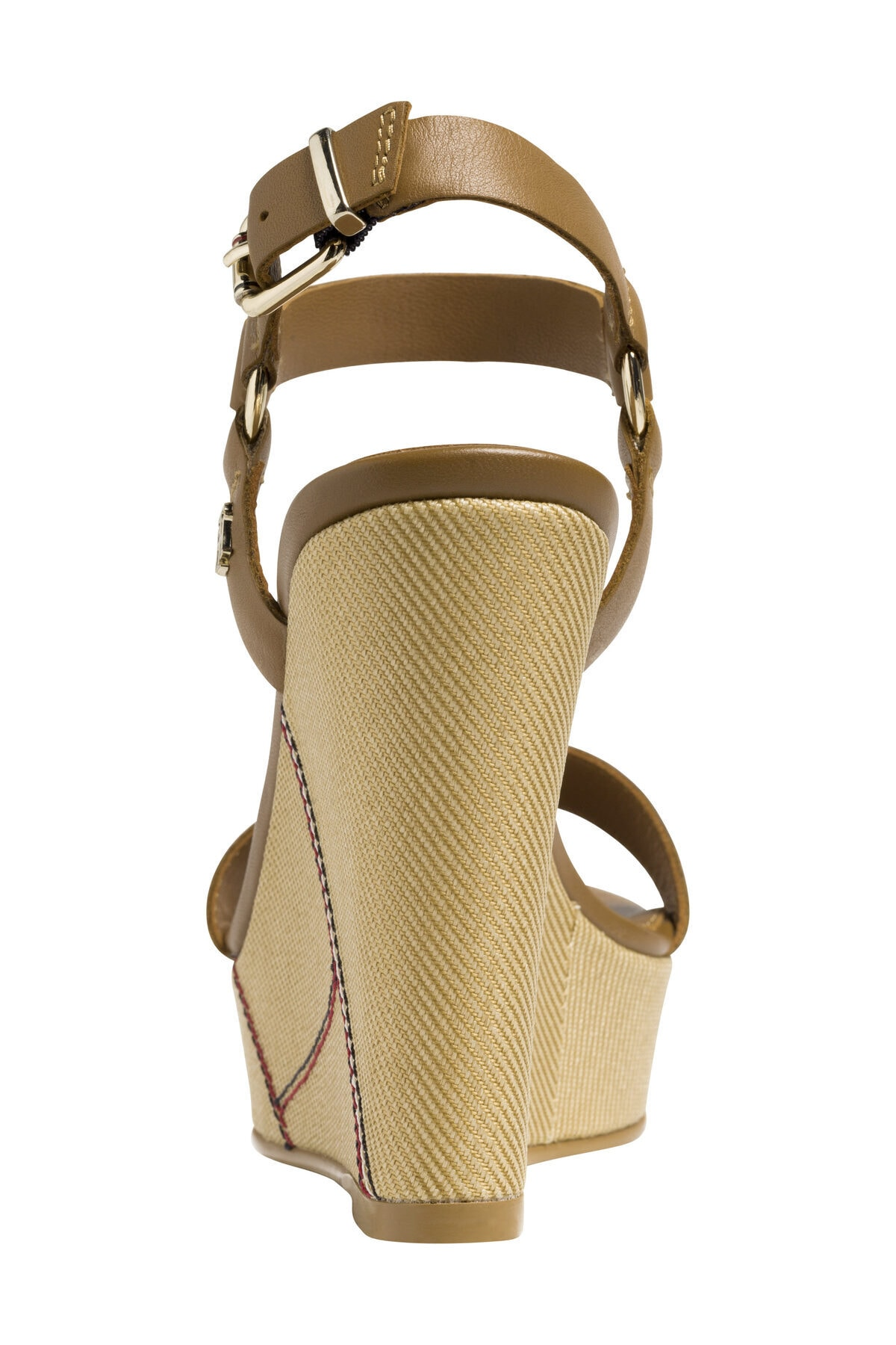 Tommy Hilfiger ELEVATED LEATHER WEDGE SANDAL 2
