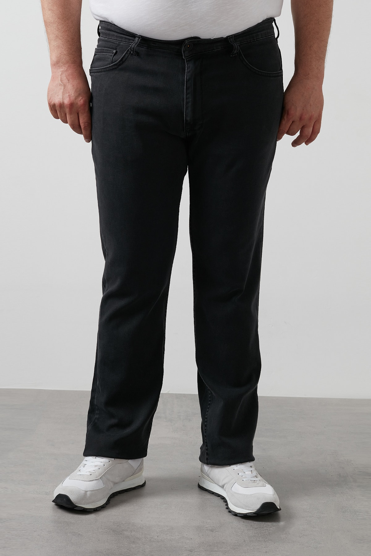 Buratti Büyük Beden Regular Fit Jeans ERKEK KOT PANTOLON 7280H845JEFF B