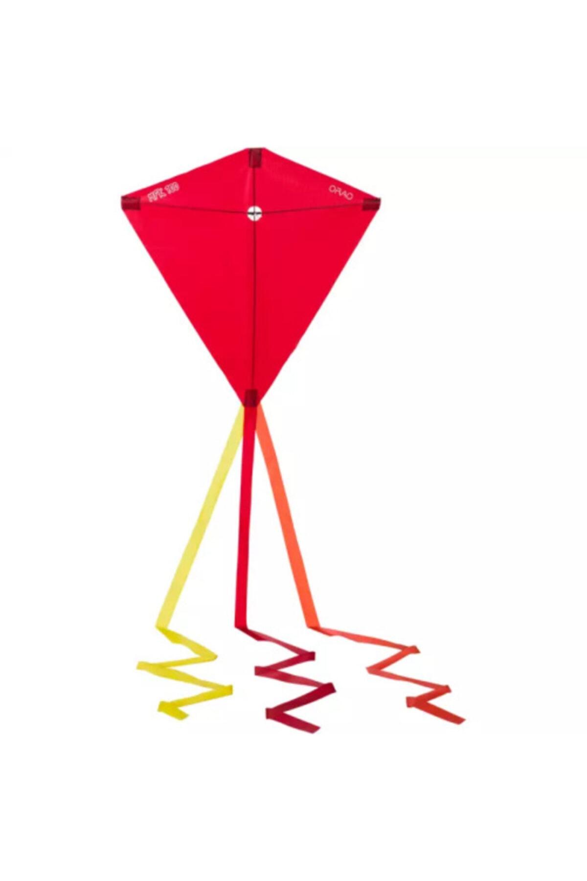 SHAREE Statik Uçurtma -kırmızı - Sapı Ve Ipi Hediyeli 1