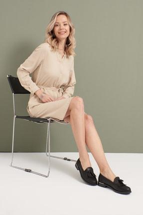 Ziya Kadın Siyah Klasik Ayakkabı