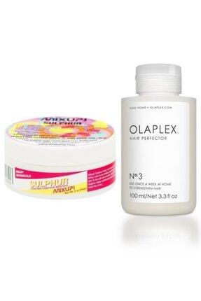 Olaplex No 3 Saç Kusursuzlaştırıcı 100 Ml + Mixup Sulphur Tırnak Bakım Yağı 56 G