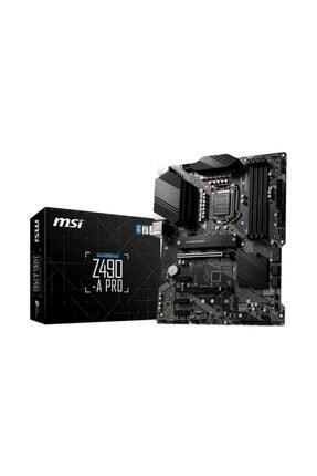 MSI Z490-a Pro Ddr4 4800(oc) M.2 Atx 1200p