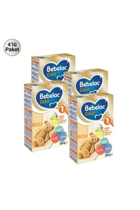 Bebelac Gold 1 Devam Sütü 350 Grx4