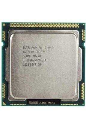 Alfa Intel I3 540 Cpu Işlemci I3-540 Cpu 3.06ghz Lga 1156 4mb Çift Çekirdekli Processor