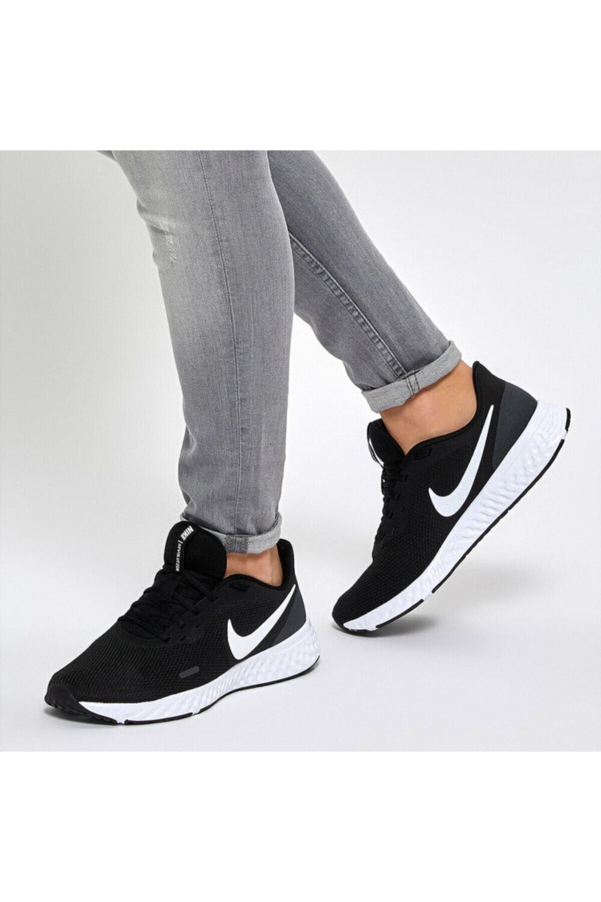 Nike Revolutıon 5 Erkek Yürüyüş Koşu Ayakkabı Bq3204-002 1